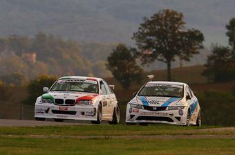 Mariano Bellin (Pro.Motorsport Srl,BMW 320i B24 2.0#204) , TCR ITALY TOURING CAR CHAMPIONSHIP