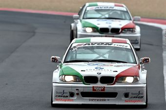 Mariano Bellin (BMW 320i B 24h 2.0 #207) , TCR ITALY TOURING CAR CHAMPIONSHIP