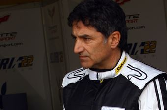 Roberto Del Castello (ITA) Santucci MotorSport,CADILLAC CTS V, TCR ITALY TOURING CAR CHAMPIONSHIP