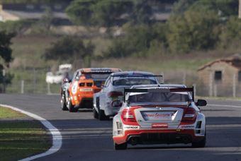 Vitantonio Liuzzi (ITA), Mercedes C63 AMG, Romeo Ferraris, TCR ITALY TOURING CAR CHAMPIONSHIP