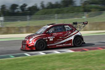 Ferraris Milani (Romeo Ferraris, Cinquone #14) , TCR ITALY TOURING CAR CHAMPIONSHIP