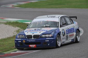 Pierluigi Malatesta (WRT Srl,BMW 3201 B 24h 2.0 #206) , TCR ITALY TOURING CAR CHAMPIONSHIP