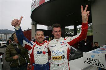 Meloni Tresoldi (W&D Racing Team,BMW M3 E46 #1) , TCR ITALY TOURING CAR CHAMPIONSHIP