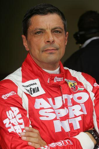 Luigi Moccia (Abarth & C.,Abarth 695 Evo #295) , TCR ITALY TOURING CAR CHAMPIONSHIP