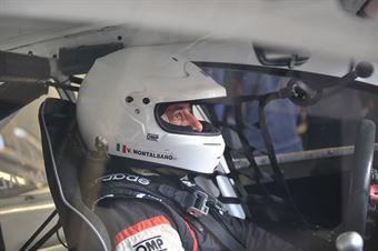 Vincenzo Montalbano (Gruppo Piloti Forlivesi, BMW M3 E90 #3) , TCR ITALY TOURING CAR CHAMPIONSHIP