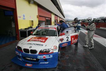 Palazzo Zanin (W&D Racing Team,BMW M3 E46 #2) , TCR ITALY TOURING CAR CHAMPIONSHIP
