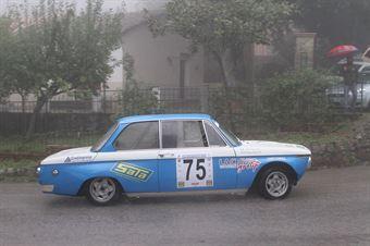 PIERLUIGI FLLONE BMW  TI (SC TRINACRIA CORSE #75), CAMPIONATO ITALIANO VEL. SALITA AUTO STORICHE