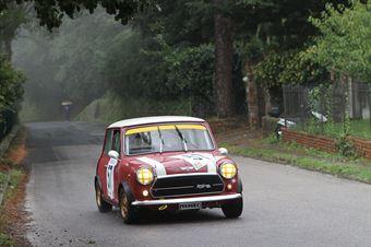 GIUSEPPE TERRITO LAYLAND INNOCENTI MINI C  (SC MOTOR TEAM NISSENO #57), CAMPIONATO ITALIANO VEL. SALITA AUTO STORICHE