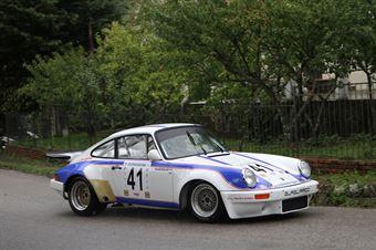 CLAUDIO 65 PORSCHE CARRERA RS (SC TRINACRIA CORSE  #41), CAMPIONATO ITALIANO VEL. SALITA AUTO STORICHE