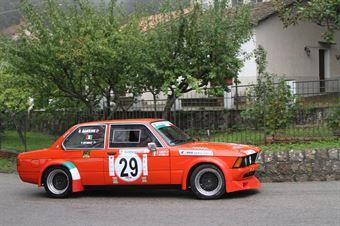 FRANCESCO AVITABILE BMW 320 (SC VESUVIO #29), CAMPIONATO ITALIANO VEL. SALITA AUTO STORICHE