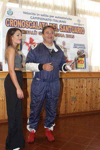 CLAUDIO 65, CAMPIONATO ITALIANO VEL. SALITA AUTO STORICHE