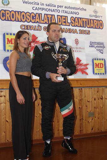 ALESSANDRO TRENTINI, CAMPIONATO ITALIANO VEL. SALITA AUTO STORICHE