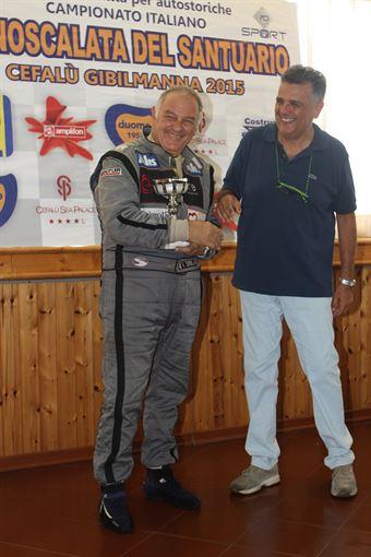 VINCENZO BARONE, CAMPIONATO ITALIANO VEL. SALITA AUTO STORICHE