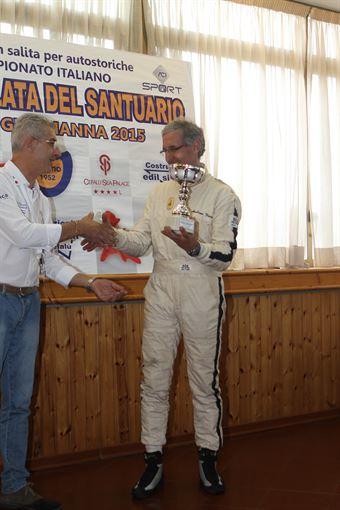 ANDREA FIUME, CAMPIONATO ITALIANO VEL. SALITA AUTO STORICHE