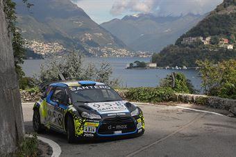 Alessandro Bosca, Roberto Aresca (Citroen DS3 WRC #1, Eurospeed), CAMPIONATO ITALIANO WRC