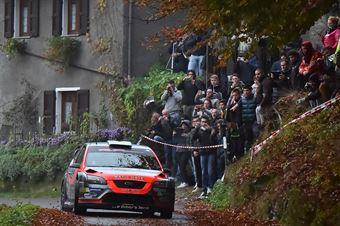 Elwis Chentre, Erik Macori (Ford Focus WRC #4, New Driver s Team), CAMPIONATO ITALIANO WRC