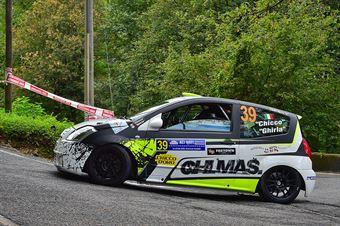 Chicco, Ghirla (Citroen C2 R2b #39, Comocorse), CAMPIONATO ITALIANO WRC