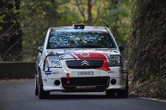 Luca Fiorenti, Giovanni Maifredini (Citroen C2 Max R2B #36, VT Rally), CAMPIONATO ITALIANO WRC