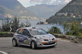 Alessandro Marchetti, Ferrara Michele (Renault Clio R3C #26, Asd Insubria Corse), CAMPIONATO ITALIANO WRC