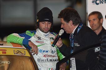 Alessandro Perico (Ford Fiesta WRC #9, Vs Corse), CAMPIONATO ITALIANO WRC