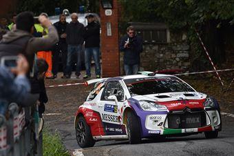 Alessandro Re, Giacomo Ciucci (Citroen DS3 R5 #15, Dmax Suisse), CAMPIONATO ITALIANO WRC