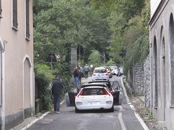 34.Trofeo ACI Como_Shakedown, CAMPIONATO ITALIANO WRC