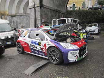 Alessandro Re, Giacomo Ciucci (Citroen DS3 R5 #15, Dmax Suisse)_shakedown, CAMPIONATO ITALIANO WRC