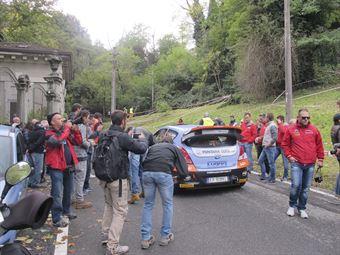 Corrado Fontana, Giovanni Agnese (Hyundai I20 WRC #7, Bluthunder Racing Italy)_shakedown, CAMPIONATO ITALIANO WRC