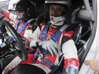 Manuel Sossella, Gabriele Falzone (Ford Fiesta WRC #2, Palladio)_shakedown, CAMPIONATO ITALIANO WRC