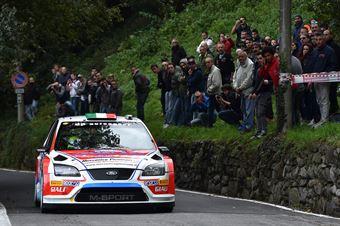 Marco Signor, Patrick Bernardi (Ford Focus WRC #3, Sama Racing Asd), CAMPIONATO ITALIANO WRC