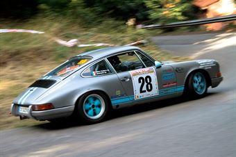 Superti Marco,Dall'Acqua Marco(Porsche 991 S,#28), CAMPIONATO ITALIANO RALLY AUTO STORICHE