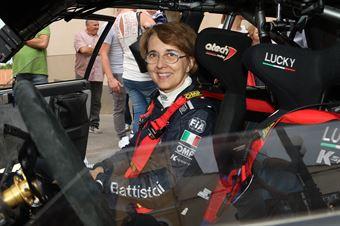 Fabrizia Pons, CAMPIONATO ITALIANO RALLY AUTO STORICHE