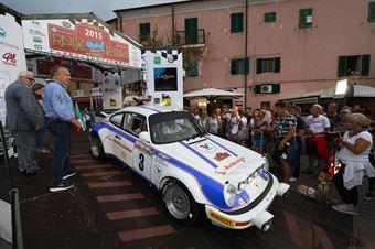 Guagliardo Domenico,Granata Francesco(Porsche 911 SC,Island Motorsport,#3), CAMPIONATO ITALIANO RALLY AUTO STORICHE