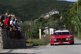 Baggio Paolo,Zanella Flavio(Lancia Rally 037,Team Bassano,#14), CAMPIONATO ITALIANO RALLY AUTO STORICHE