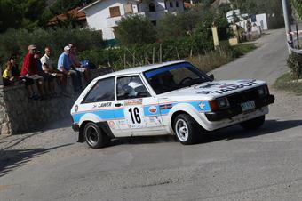 Ormezzano Federico,Tognana Elisabetta(Talbot Sumbeam Lotus,Scuderia Bielese,#16), CAMPIONATO ITALIANO RALLY AUTO STORICHE