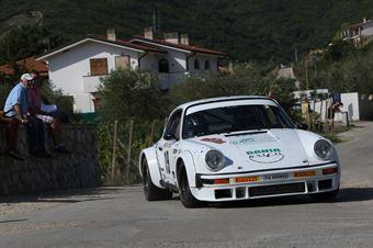 Ambrosoli Luca,Stefanelli Silvio(Porsche 911 SC,Asd R.R.T.,#19), CAMPIONATO ITALIANO RALLY AUTO STORICHE