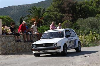 Manetti Marco,Bonanno Giuseppe(Volkswagen Golf,East Races,#54), CAMPIONATO ITALIANO RALLY AUTO STORICHE