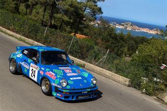 Nodari Paolo,Franchin Mattia(Porsche 911 Sc,Isola Vicentina,#24), CAMPIONATO ITALIANO RALLY AUTO STORICHE
