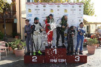 Podio Trofeo A112, CAMPIONATO ITALIANO RALLY AUTO STORICHE