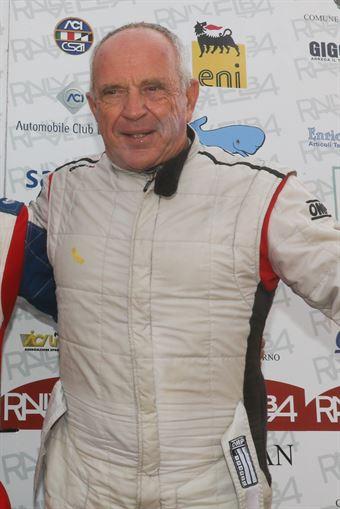 Baggio Paolo, CAMPIONATO ITALIANO RALLY AUTO STORICHE