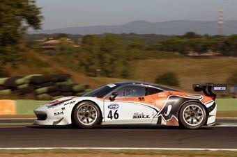 Venturi Maino (Black Bull Swiss R, Ferrari 458 Italia,GT3 #46) , ITALIAN GRAN TURISMO CHAMPIONSHIP