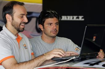 Mirko Venturi (Black Bull Swiss R, Ferrari 458 Italia,GT3 #46), ITALIAN GRAN TURISMO CHAMPIONSHIP