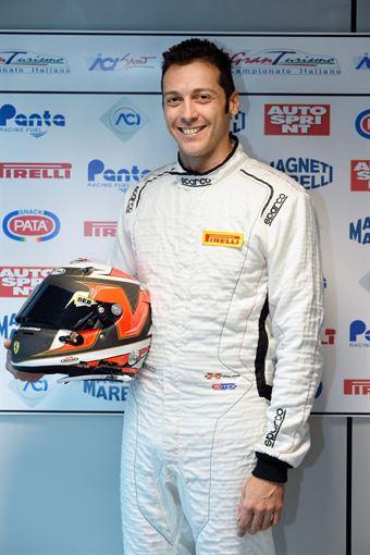 Nicola Benucci (MP1 Corse, Ferrari 458 Italia GT3 #9), ITALIAN GRAN TURISMO CHAMPIONSHIP