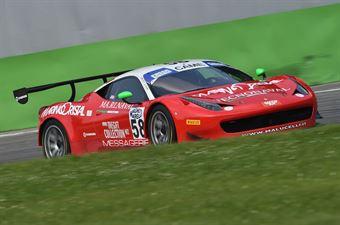 Galassi Rizzutto (Team Malucelli,Ferrari 458 Italia GT3 #58), ITALIAN GRAN TURISMO CHAMPIONSHIP