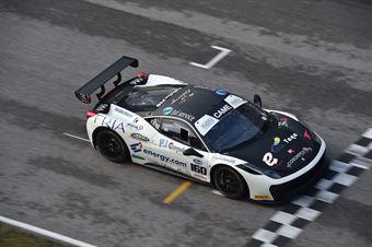 Del Prete Casio (Ferrari 458 Challenge Cup #160) , ITALIAN GRAN TURISMO CHAMPIONSHIP