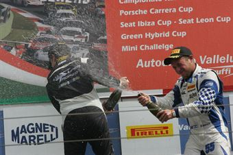 Baruch Faccioni (Vincenzo Sospiri Racing,Lamborghini Huracan #309) , ITALIAN GRAN TURISMO CHAMPIONSHIP