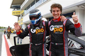 Pastorelli Pastorelli (Krypton Motorsport,Porsche 997 Cup #122), ITALIAN GRAN TURISMO CHAMPIONSHIP