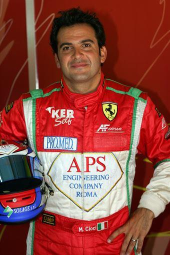 ,Marco Cioci (ITA), Ferrari 458, AF Corse , ITALIAN GRAN TURISMO CHAMPIONSHIP