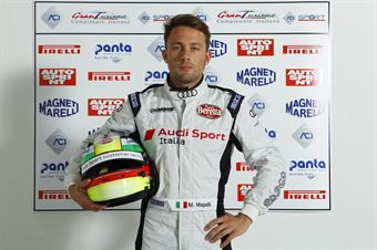 Marco Mapelli (Audi Sport Italia, Audi R8 LMS GT3 #6), ITALIAN GRAN TURISMO CHAMPIONSHIP