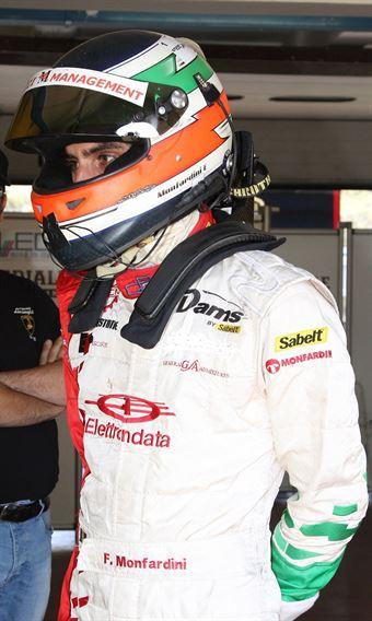 Ferdinando Monfardini(Imperiale Racing,Lamborghini Gallardo gt3 #54) , ITALIAN GRAN TURISMO CHAMPIONSHIP